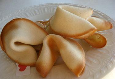 DIY Fortune Cookies