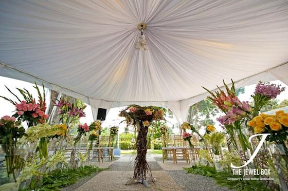 Singapore Wedding Show (May) - The Jewel Box